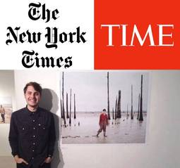 Alum Houston Cofield Featured in Time and NY Times