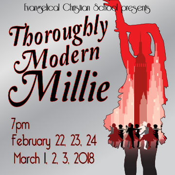 Thoroughly Modern Millie Tickets!