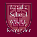 MS Weekly Reminder 10.18.18