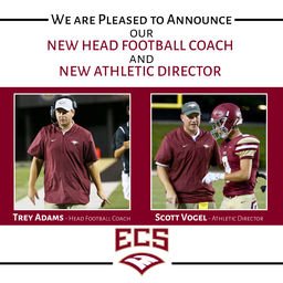 Head Football Coach and Athletic Director Announced